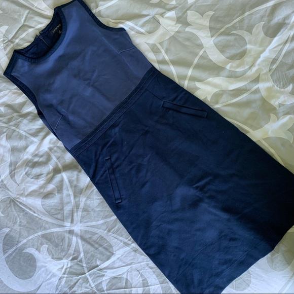 438ded5ed80a6 Lands' End Dresses | Lands End Blue Dress | Poshmark